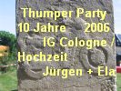 Thumper-Party 2006